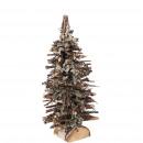 Fir Malum, D30cm, H60cm, brown-natural